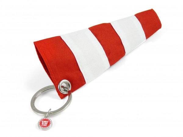 Schlüsselanhänger - Windsack