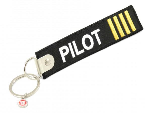 Schlüsselanhänger - Pilot
