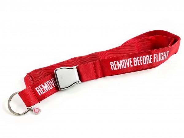 Schlüsselband - Remove Before Flight