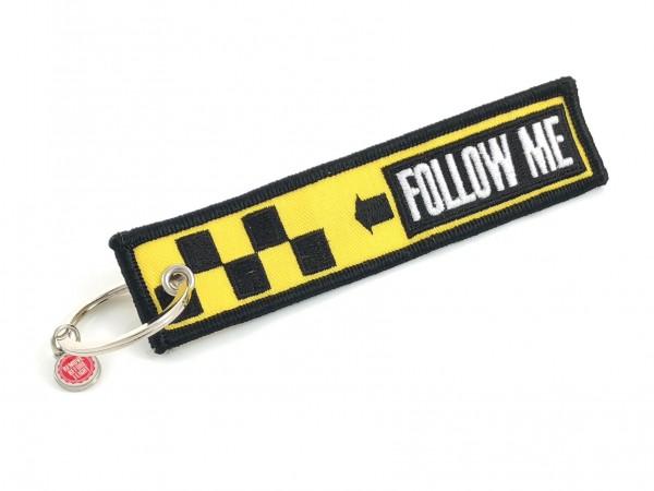 Schlüsselanhänger - Follow Me