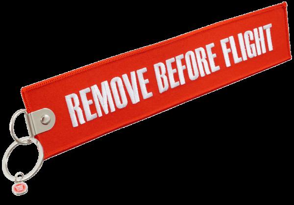 Jumbo-Anhänger - Remove Before Flight - 1 Stück