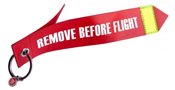 Original-Anhänger - Remove Before Flight