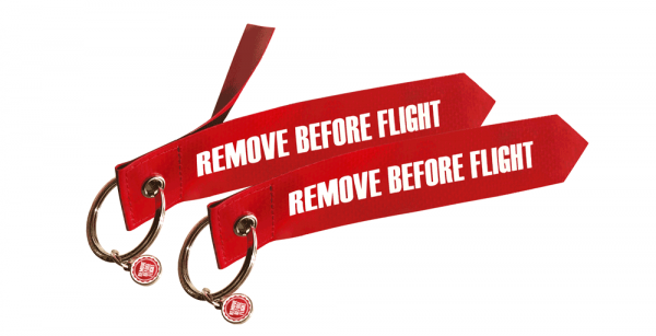Classic-Originals - Remove Before Flight - 2 Stück