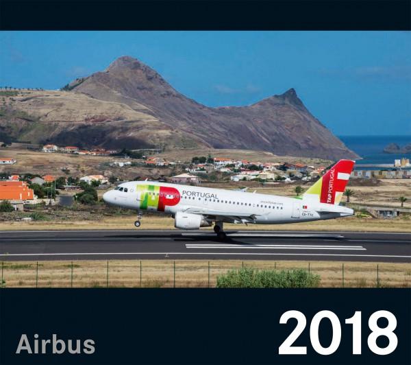 Airbus Kalender 2018