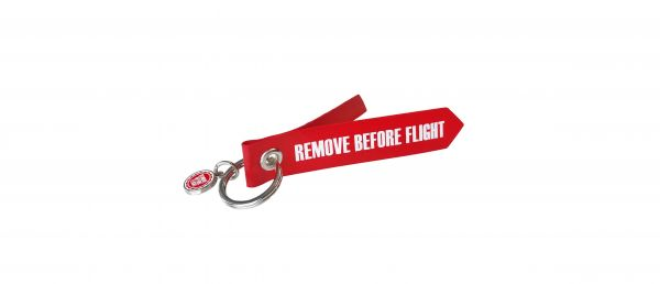 3er-Set Original-Anhänger - Remove Before Flight - MINI